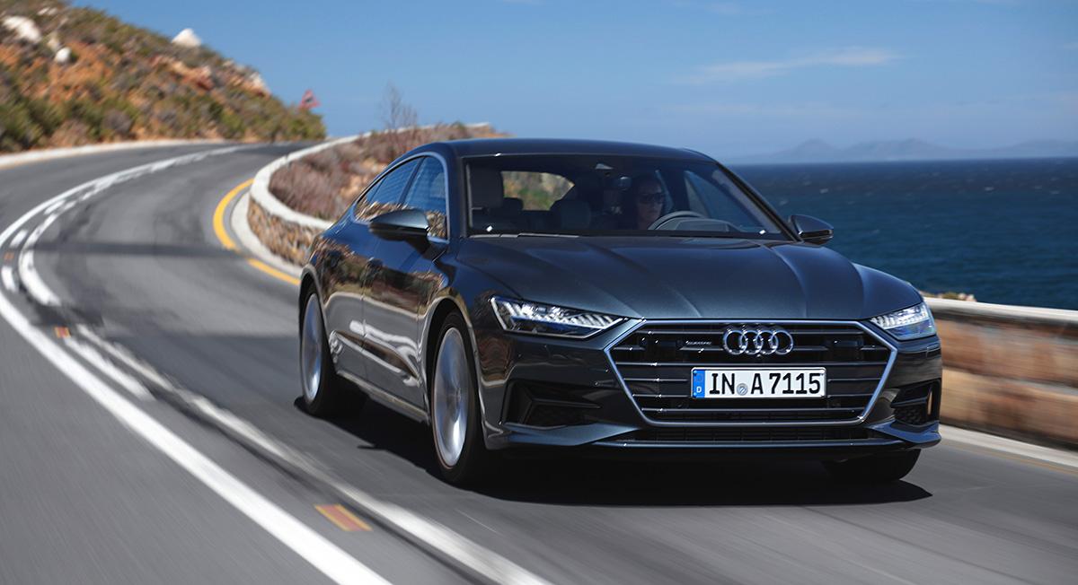 """Audi A7 Sportback """"2019 World Luxury Car"""" mükafatına layıq görüldü"""