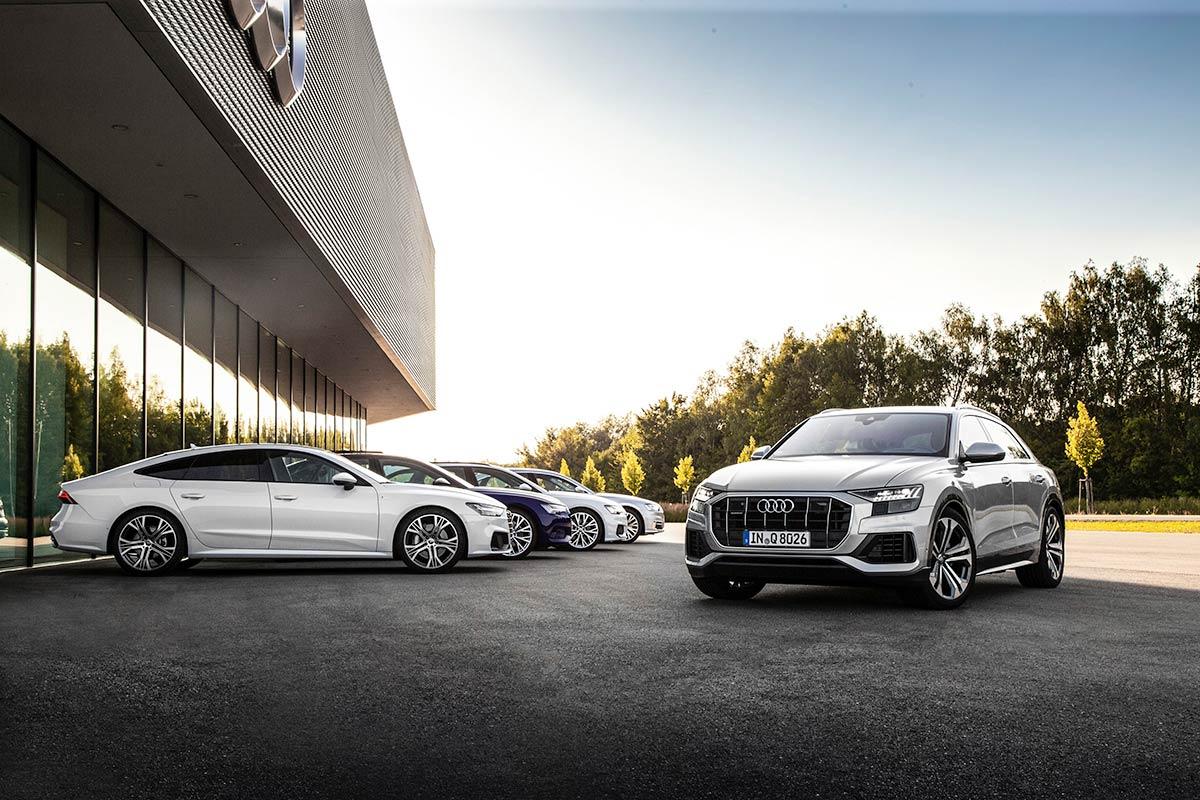 Audi-nin mükafatları (2018)