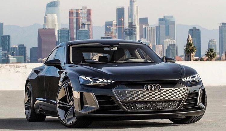 Yeni Audi e-tron GT-nin dizaynı dünyanı heyran etdi!